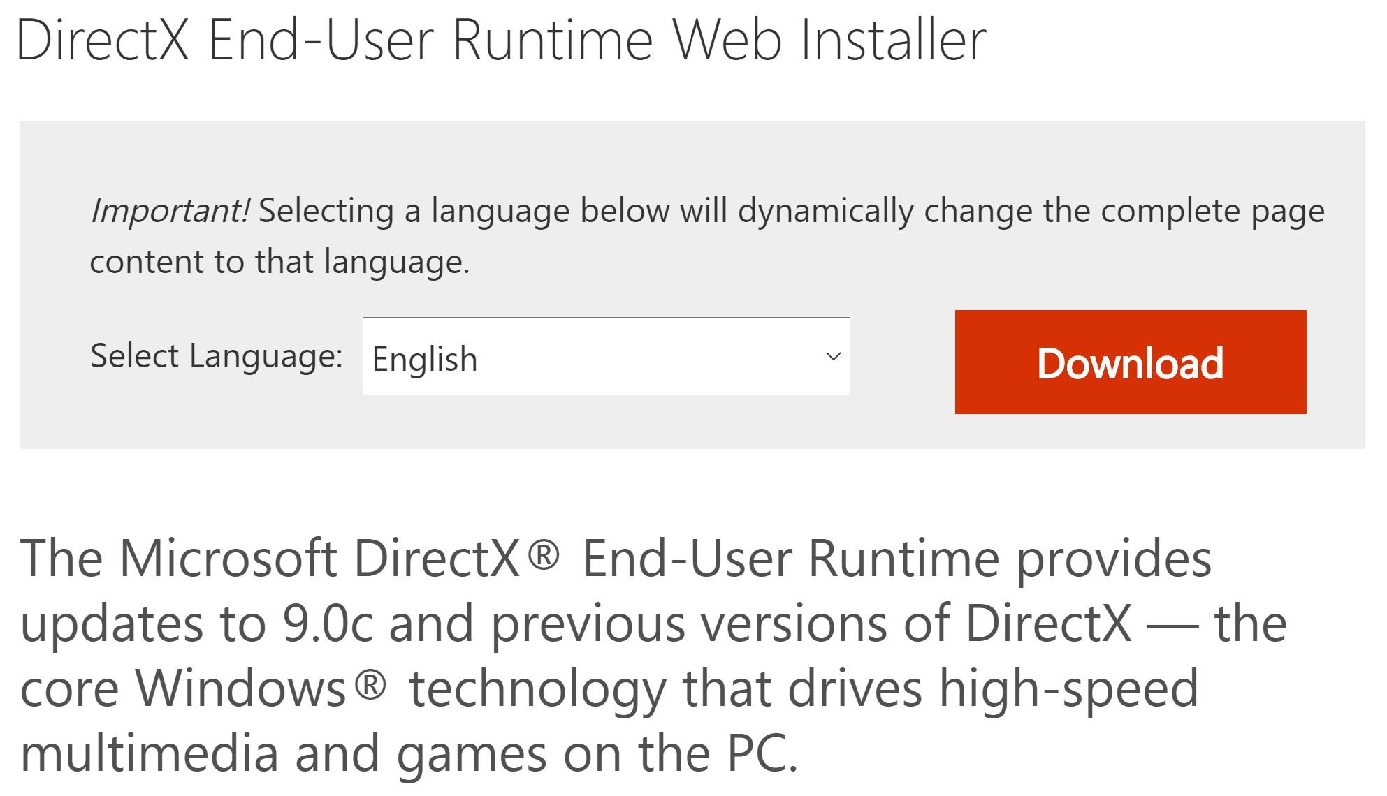 DirectX Installationsfehler bei HitFilm Installation XAudio2 / DirectX installation error...
