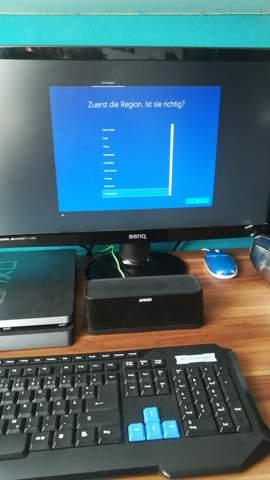 Windows 10 Tastatur und Maus funktionieren nicht nach zurücksetzen?