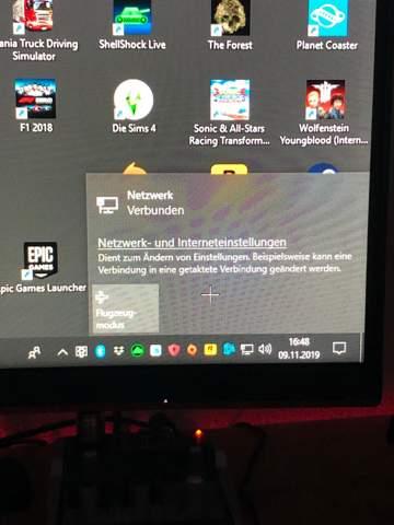 Keine Internet obwohl es verbunden ist?
