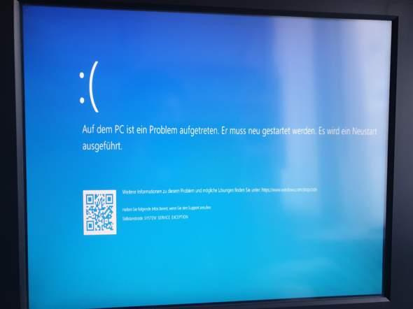 Warum funktioniert Windows nicht mehr?