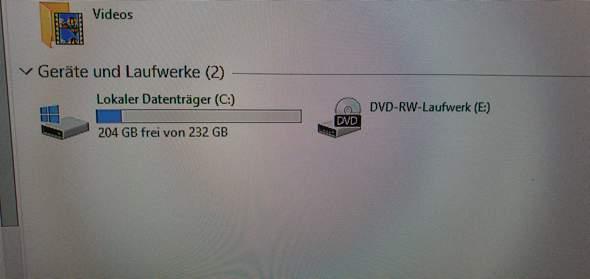 Festplatte wird erkannt, aber kein Zugriff?