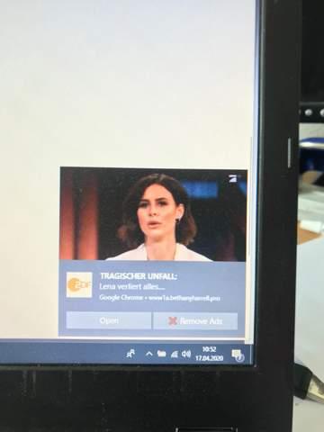 Wie Werbung aus Windows 10 entfernen?