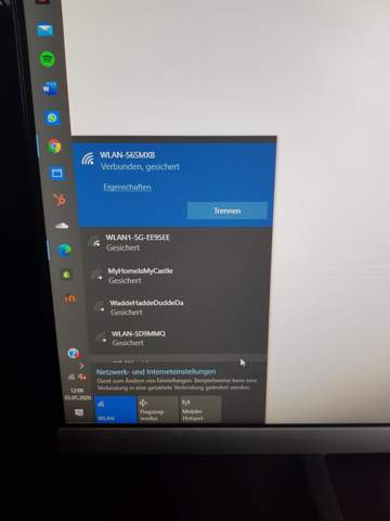 Probleme mit Internetverbindung bei Windows 10?