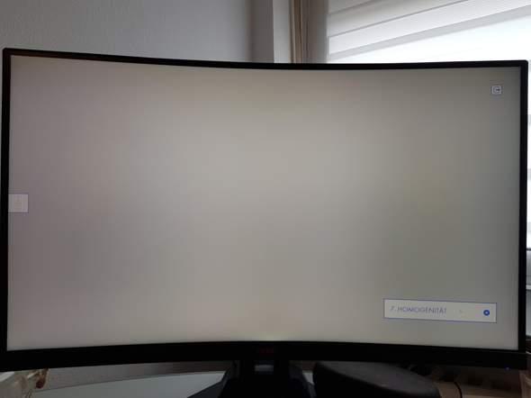 Bildschirmhelligkeit-Fehler. Wie beheben?