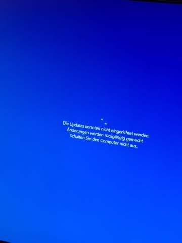 Windows Update läd nicht runter?