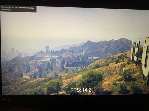 15 FPS GTA V trotz GTX 1660 Ti?