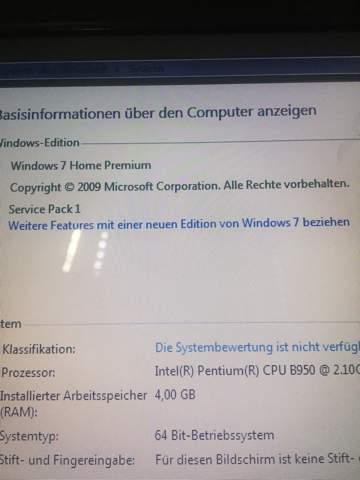 Auf Windows 7 Laptop Windows 10 64Bit oder 32Bit?