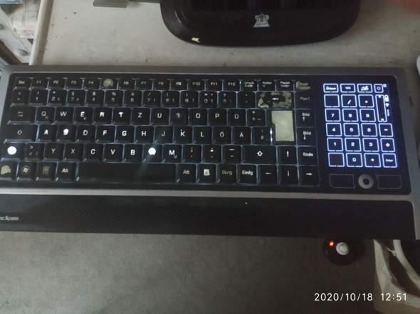 Wireless Tastatur funktioniert nicht mehr richtig?