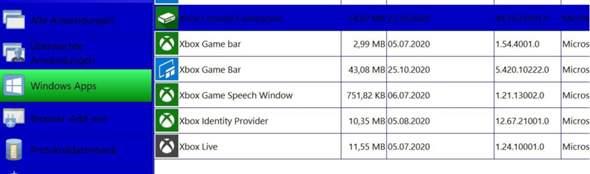 Ist Xbox Game Bar und Co wichtig für Win 10?
