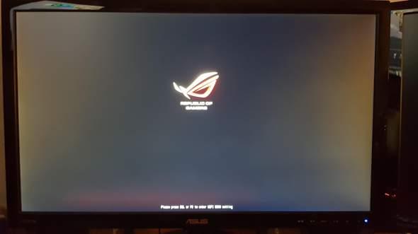 Nach mehreren Bluescreens kein Bild mehr nach dem BIOS?