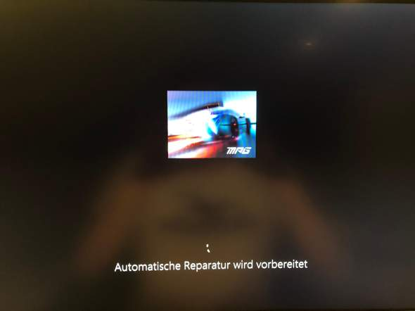 Windows 10 Reperatur Modus?