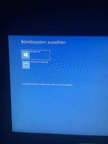 Windows 10 nach reset ständig am Neustarten?