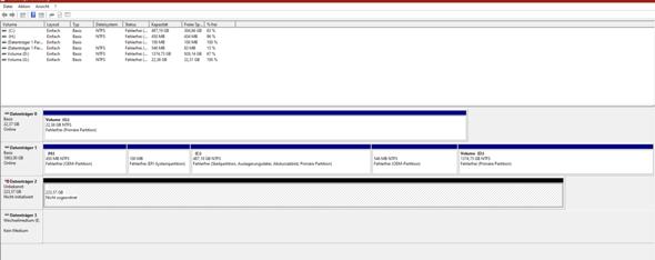 wie setze ich meinen pc zurück und installiere windows auf eine neue festplatte?