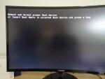 Windows 10 installiert sich nocheinmal?