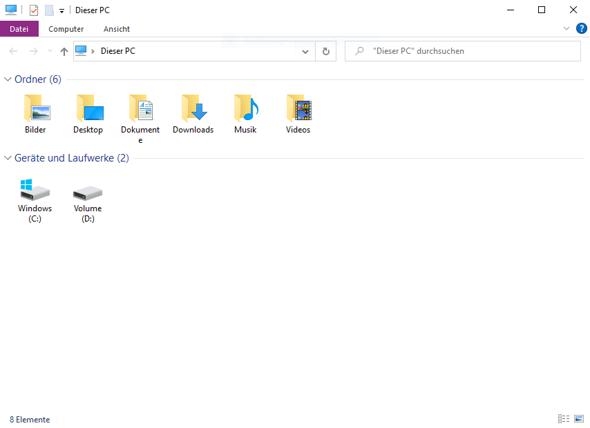 Windows Explorer verbuggt?