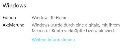 Bleibt Windows bei Neuinstallation aktiviert?