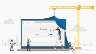 Microsoft Edge auf Chromium-Basis steht zum Download bereit