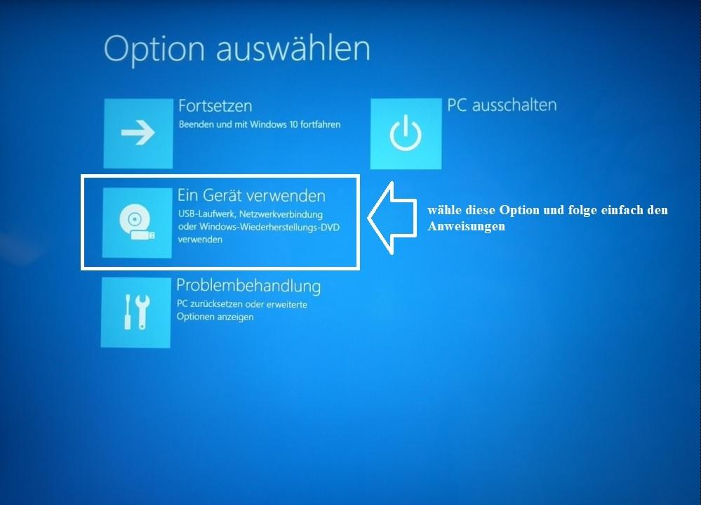 Treiber Audiogerät lässt sich nicht installieren nach Windows 10 update