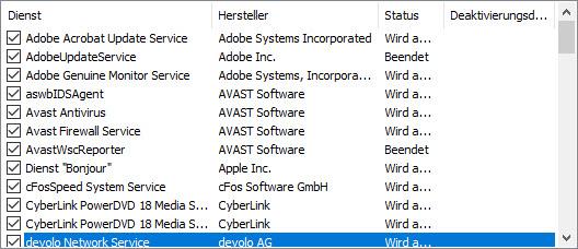 Fehler beim Aufruf der Microsoft Management Console!