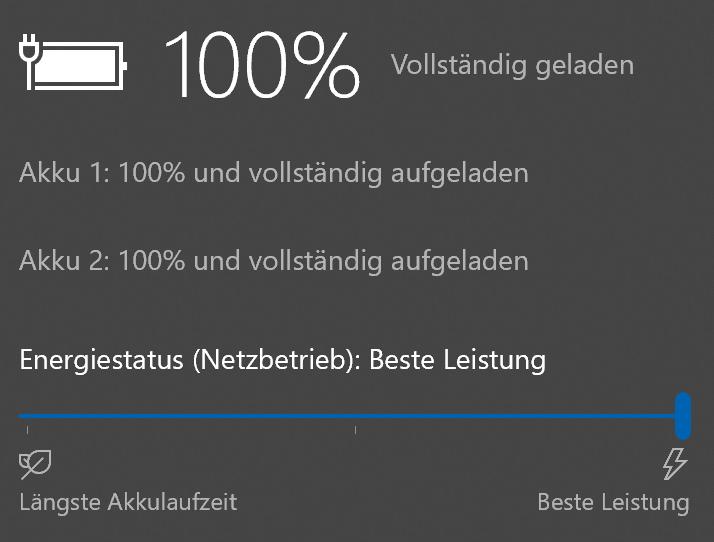 Surface Book 2 Performance nach Oktoberupdate