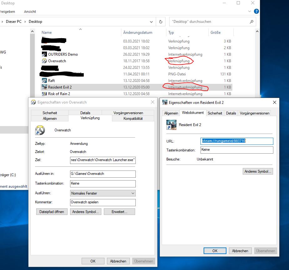 Windows Suche zeigt einige Programme Spiele nicht an