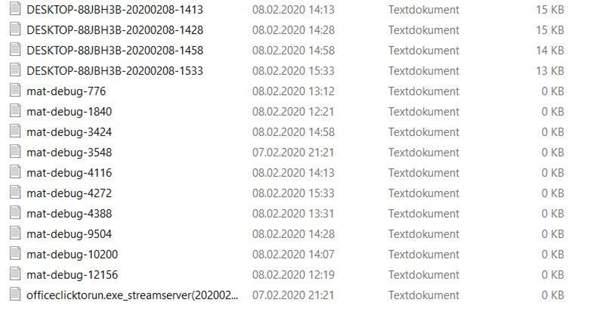 Windows 10: Bildschirm friert ein wegen Dateien im Temp-Ordner?
