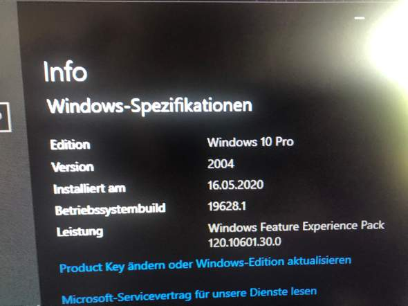Windows Build läuft bald ab?