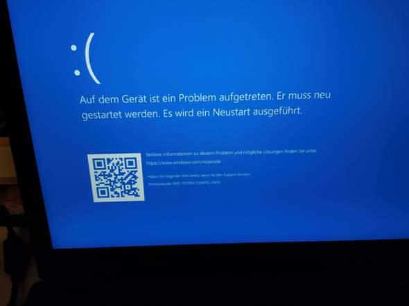 Laptop startet nach Windows 10 Update ständig neu?