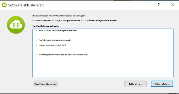 Windows 10 Text von manchen Apps plötzlich zu klein?