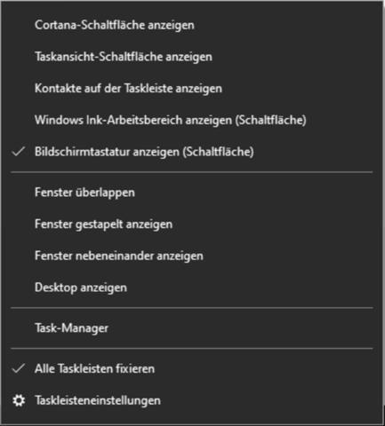 Winddows 10 Suchfunktion kann nicht deaktiviert werden?