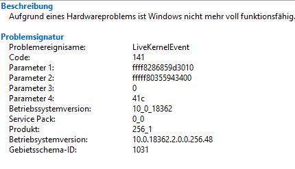 Windows Update auf 1903