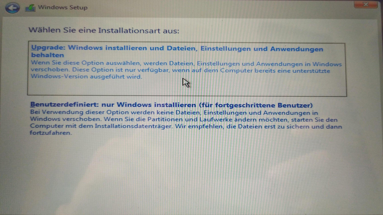 Nicht startendes Netbook mittels Win-Update vom Stick retten... bessere Vorschläge?