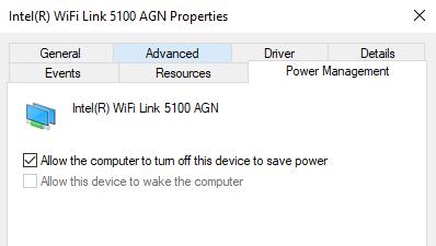 Rechner will nicht aufwachen! Wieder einmal