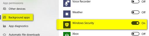 Windows-Benachrichtigungen