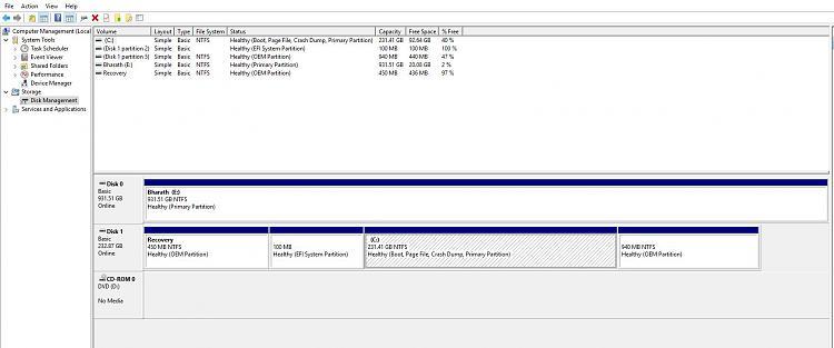 Windows 10 Boot Menu Problem (Muss jedes Mal manuell geladen werden)