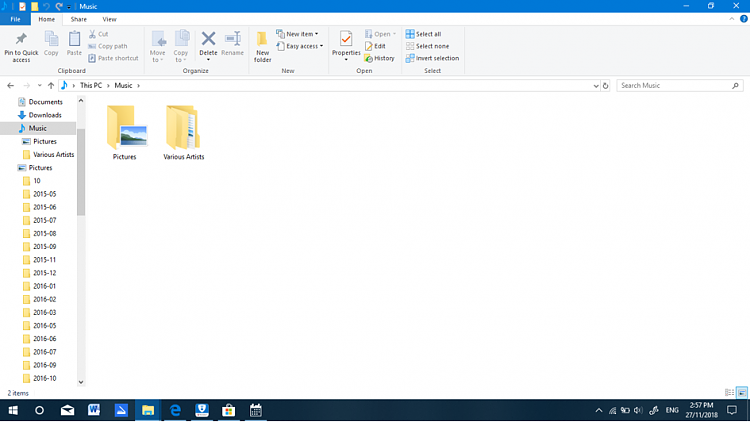 Problem mit dem Datei-Explorer