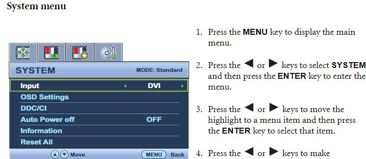 Warum schaltet sich mein Monitor nach einer gewissen Standby-Zeit aus ??