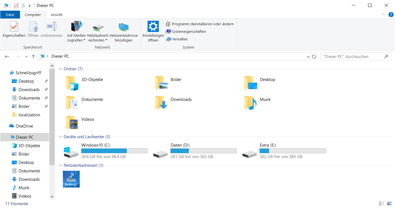 Windows 10 1809 plötzlich anderes Design mit dicken farbigen Fensterrahmen