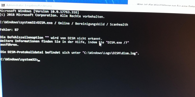 Bluescreen, win32kbase.sys