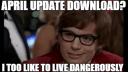 """Nächstes Windows 10-Update: 19H1 soll wieder """"April Update"""" heißen"""