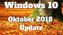 Windows 10 Oktober-Update: Download der Installations-Dateien
