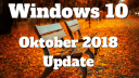 Microsoft startet Security-Patch für das Windows 10 Oktober Update