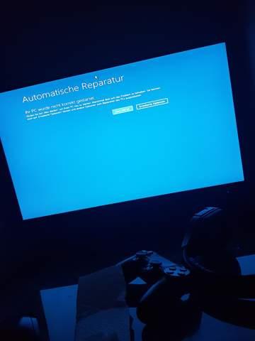 Probleme mit pc automatische reparatur?