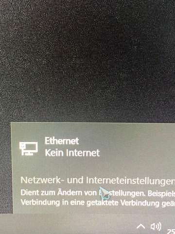 Was ist das Problem ( Windows 10 )?