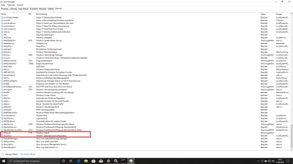 Windows Update-Service (wuaserv) fehlt?