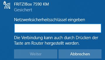 Neuen Router verbinden - WLAN-Netzwerk wird auf Laptop nicht angezeigt?