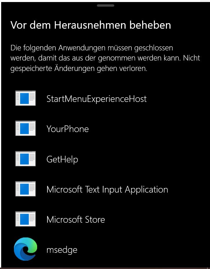 Surface Book Tastatur lässt sich nicht trennen