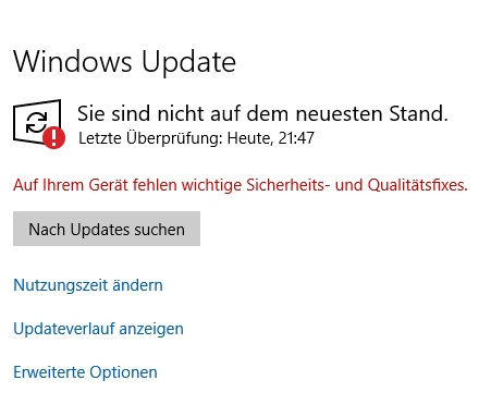 Probleme mit neuem Surface Laptop 2