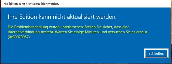 Windows 10 basic -> pro