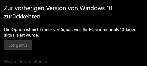 """Werde nach """"Funktions-Update 2004"""" bei jedem PC-Start von allen Konten automatisch abgemeldet"""